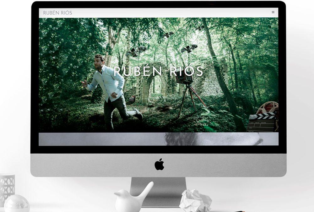 Ruben Riós web